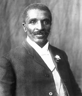 George Washington Carver early photo young