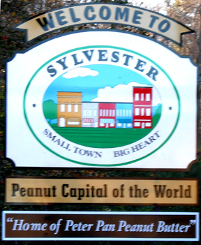 Sylvester Georgia Peanut Festival