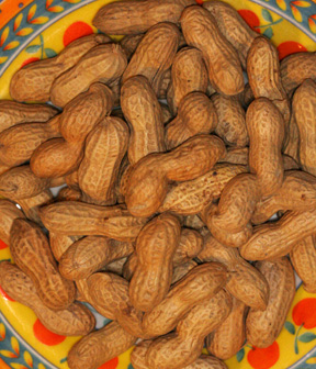 Jumbo Virginia raw peanuts