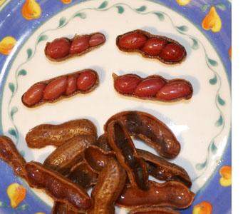 boiled peanuts, valencia