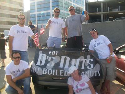 The D's Nuts Crew