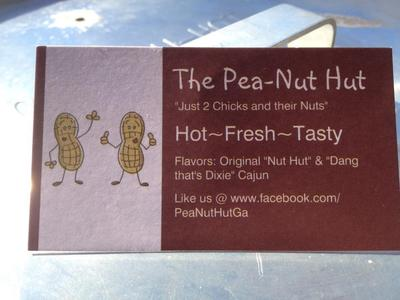 Official PeaNut Business