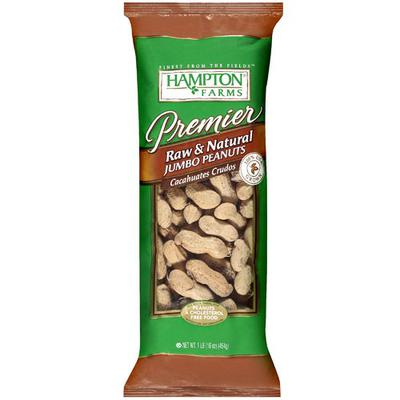 Hampton Farms raw Jumbo peanuts for boiling or roasting