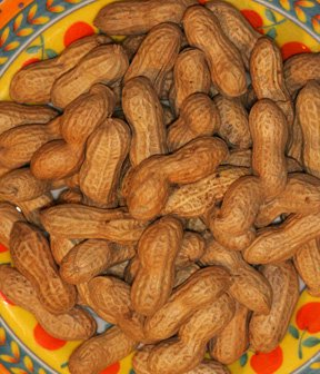 Jumbo Virginia raw peanuts