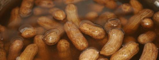 How to Boil Peanuts - The Secret - Boiled Peanut World