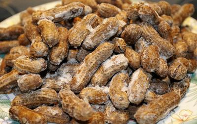 Frozen Boiled Peanuts
