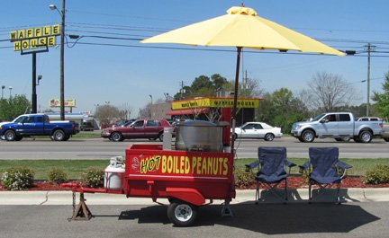 hot boiled peanuts alabama hwy 231 between dothan and troy alabama